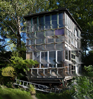 christiania, glass house, august 2007 | by seier+seier