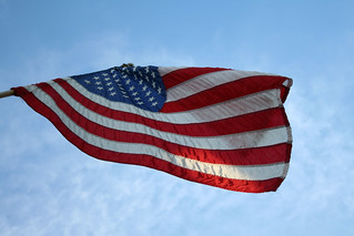 American flag | by Chapendra