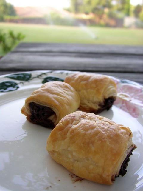 14 juillet - Turboschnelle Petits pains au chocolat | Flickr