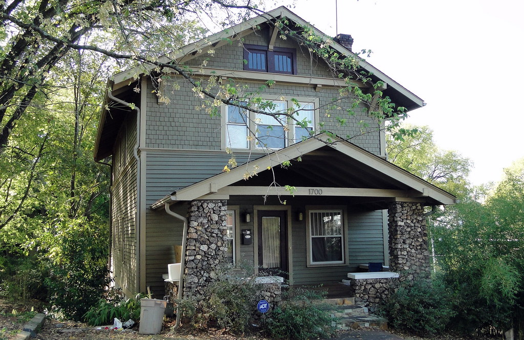 Craftsman Foursquare Style Home Southside Birmingham Al