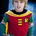 Grrr! Tough Robin.