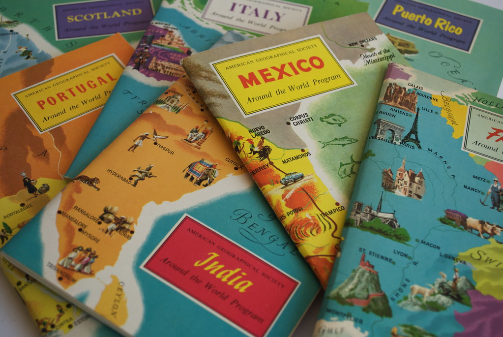Travel Guides Free Shipping