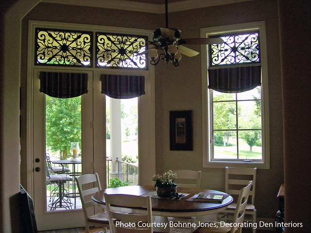 Faux Iron Transom Window Insert Flickr Photo Sharing