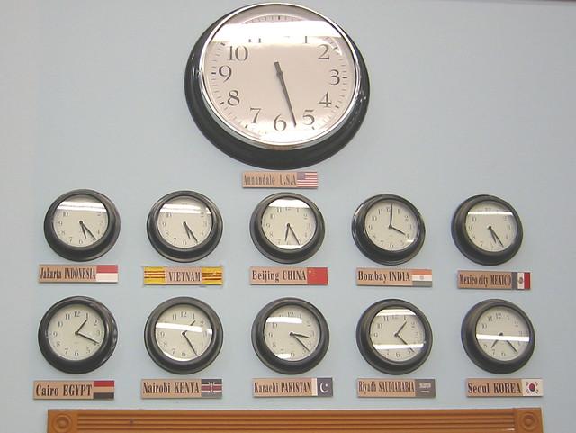 번역가 되는 방법 브라이언의 행복한 번역가 블로그  시간대(Time Zone) 차이 배려하기