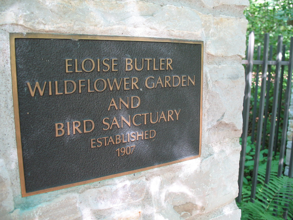 eloise butler wildflower garden and bird sanctuary flickr