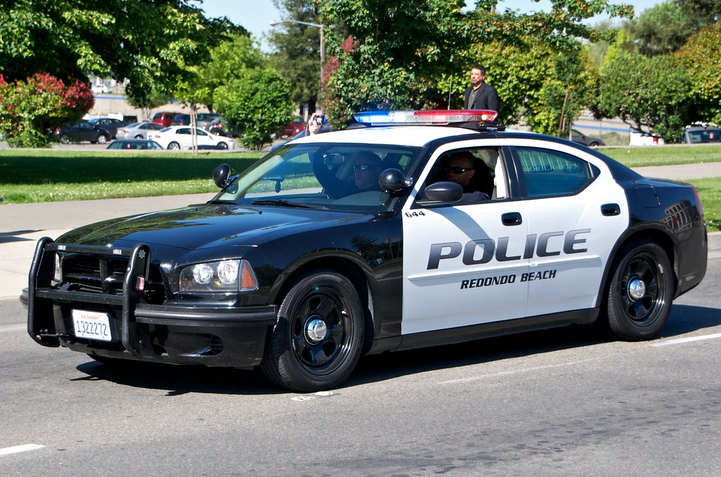 Redondo Beach Police Car Cars That Took Part In The