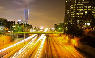 I-110 / CA 110 Harbor Freeway | by CosmoPhotography