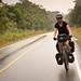 Tara Riding to Khao Yai National Park