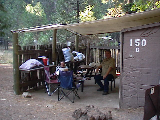 Yosemite Np Housekeeping Camp 9 03 Quot Camping With Beer
