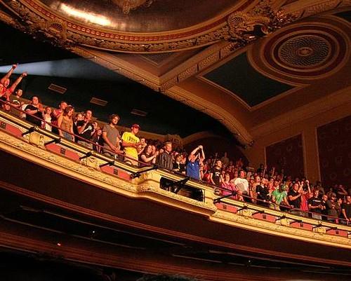 Sat Aug 27 2005 Orpheum Theatre Minneapolis Mn The