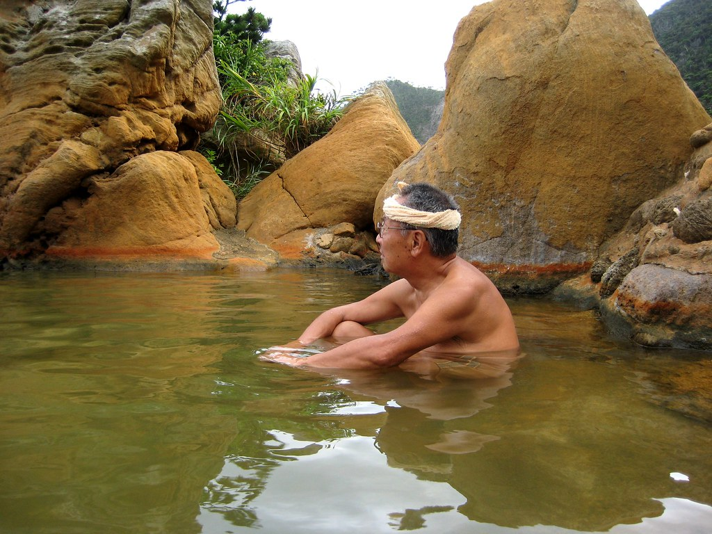 old man in onsen | Flickr - Photo Sharing!: https://www.flickr.com/photos/blackdutchdoublelibra/1036300203