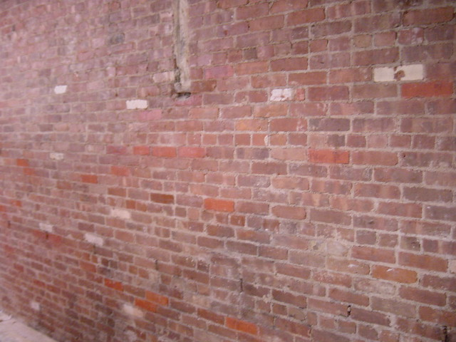 Finished Brick Wall After Sealer Flickr Photo Sharing