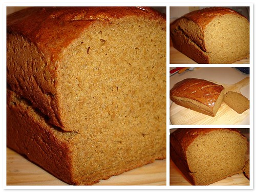 GF:  Molasses Bread! | by Kate Chan