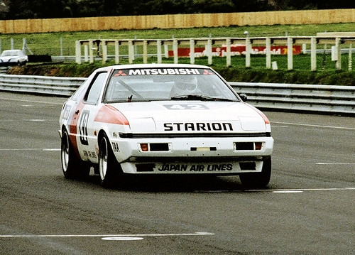 Mitsubishi Starion | by peter53au
