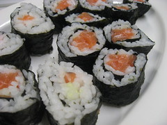 Try some Sushi at Wakame Restaurant  - Things to do in Jeddah