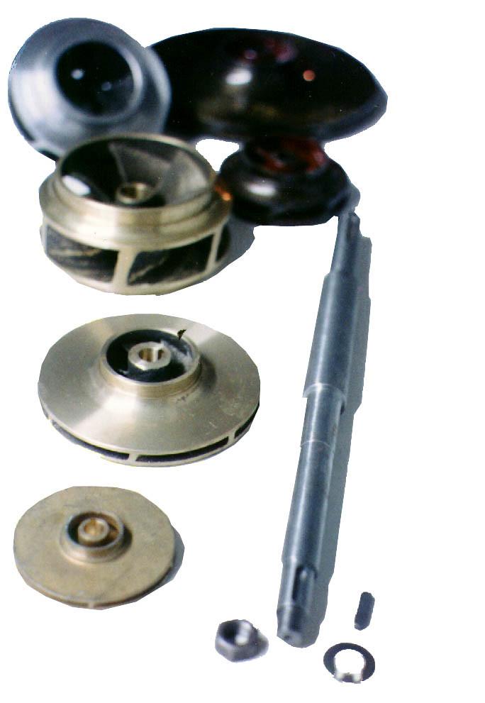 rotores especiais em a u00e7o inox