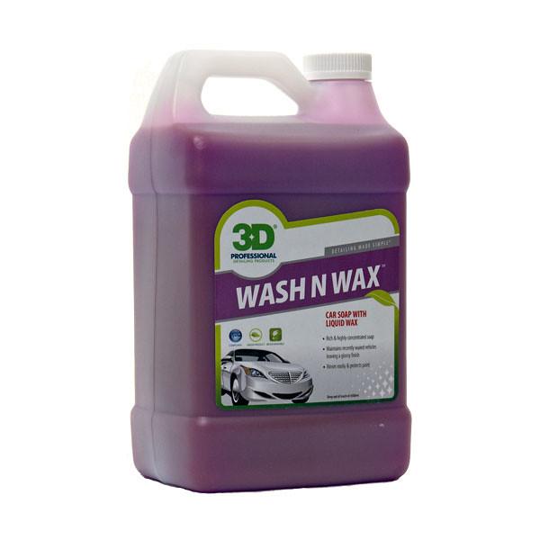 Wash N Wax – Car Wash Soap With Wax