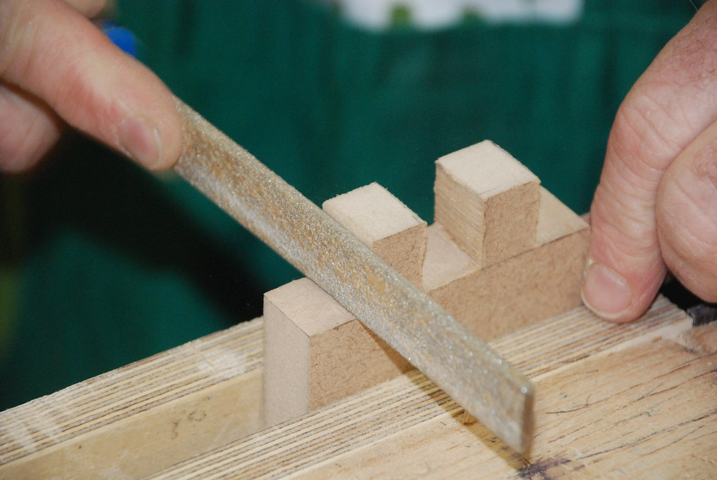 Common woodworking frame and box joints | This sequence of p… | Flickr