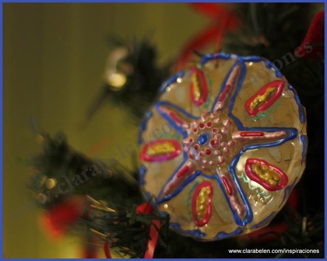 Manualidades para ni os c mo hacer adornos de navidad par - Manualidades de navidad para ninos paso a paso ...