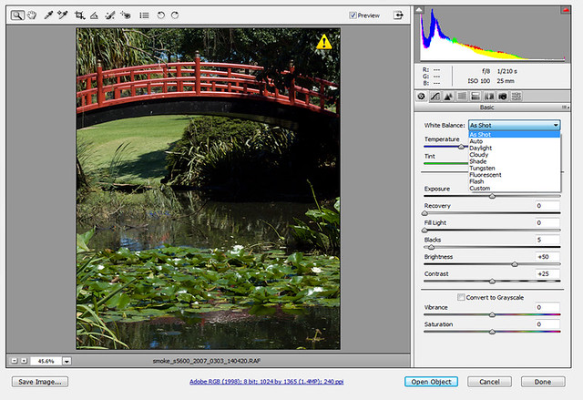 how to open nef files in photoshop cs3