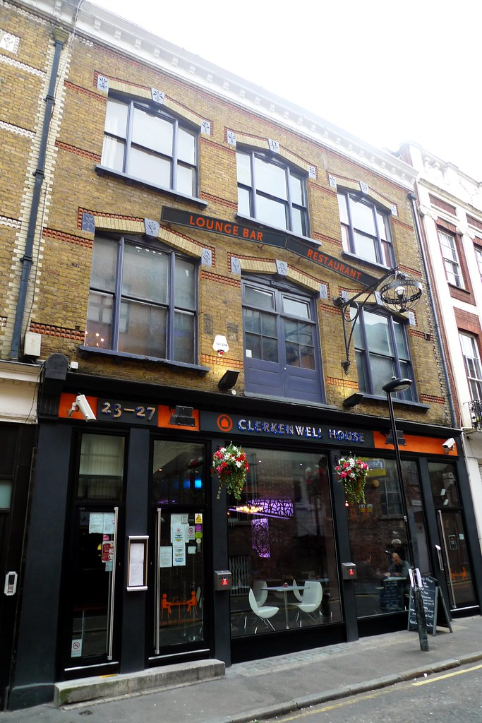 London Wall Bar And Kitchen Ecy Hn