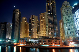 UAE-Dubai, Skyline | by ..friend_faraway..