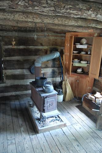 Wood Kitchen Stove Accs