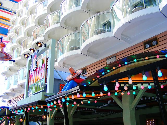Allure of the seas interior balcony staterooms flickr for Allure of the seas interior