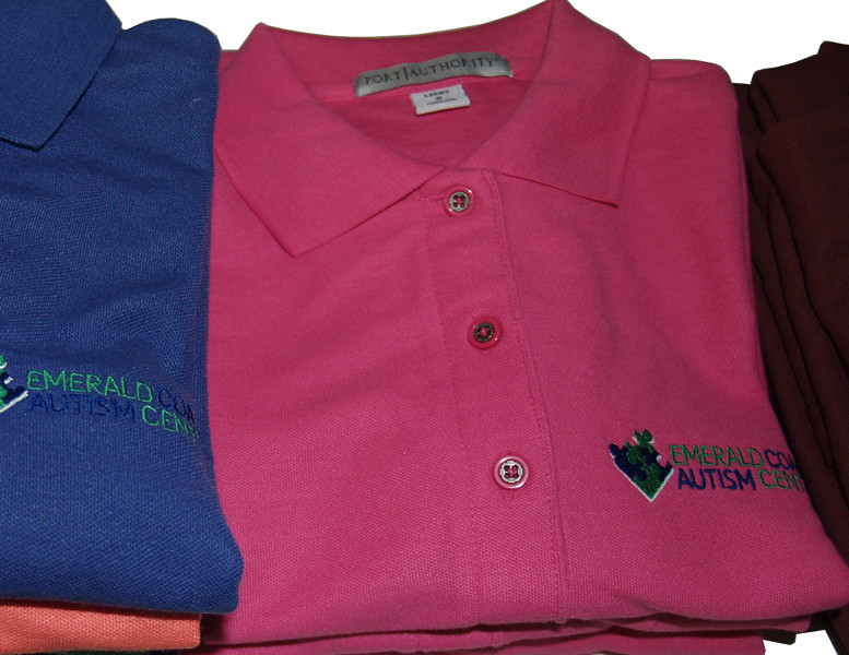 Polo shirts with company logo classic work polo shirts for Work polo shirts with logo