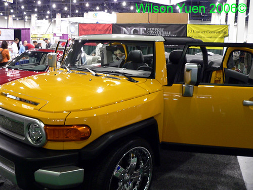 Convertible Toyota Fj Cruiser Sevensixnyc Flickr