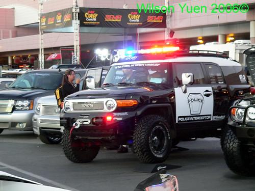 Toyota Tacoma Lifted >> Toyota FJ Police Crusier   sevensixnyc   Flickr