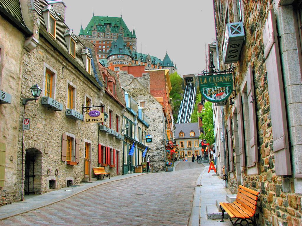 Hotel Vieu Quebec