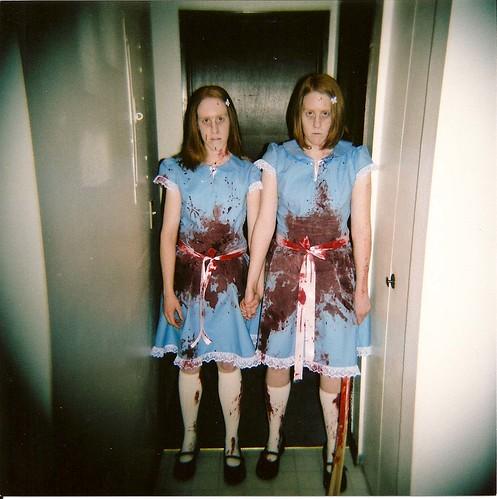 Shining Halloween Costume