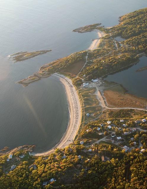 Maine Island Camping