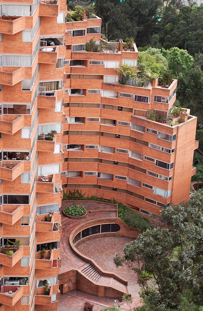 torres del parque  bogot u00e1  colombia