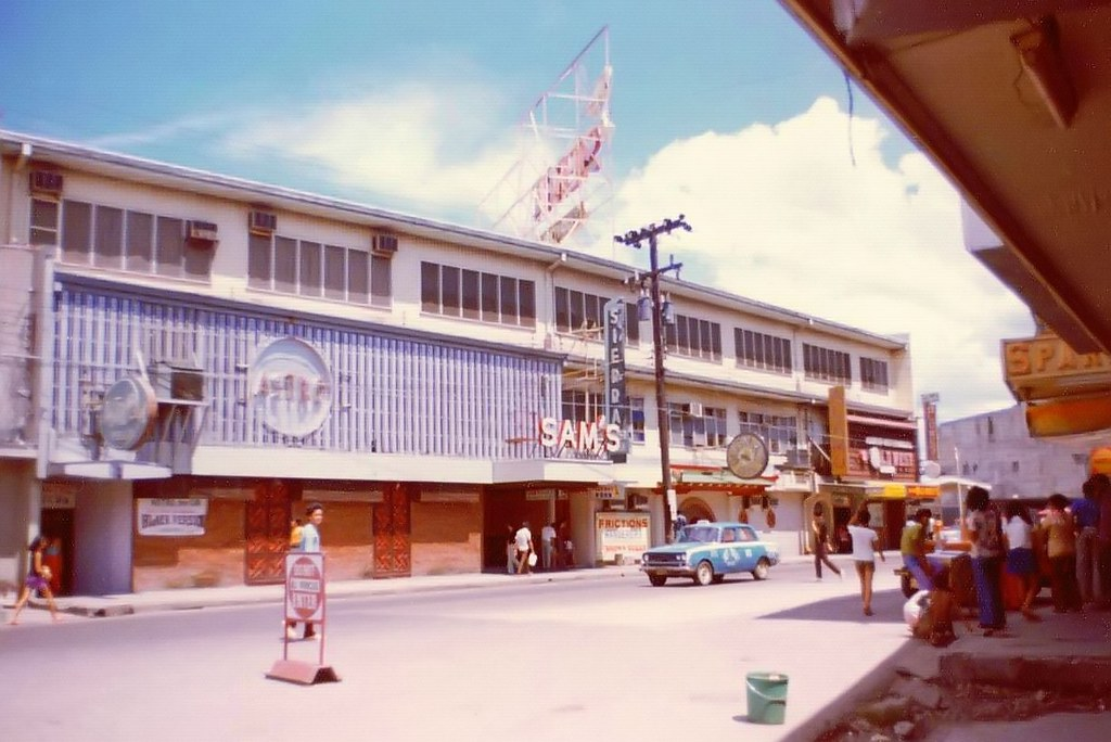 Philippines Olongapo 1974 75 108 Around The Corner Onto