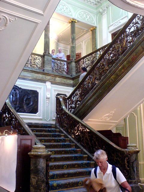 L'horloge du Grand escalier = palais des Tuileries ?  - Page 2 1393631325_2f2283b3d2_z