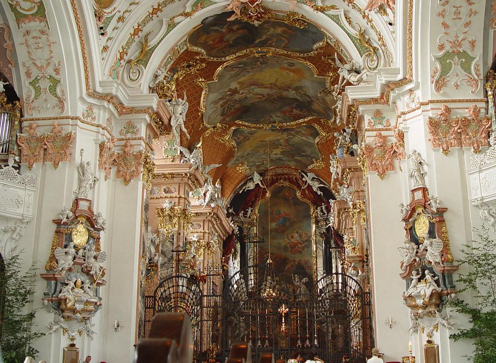 Einsiedeln Abbey Einsiedeln Switzerland