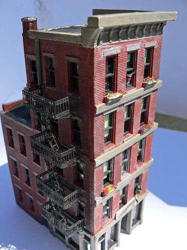 Scale Model Buildings