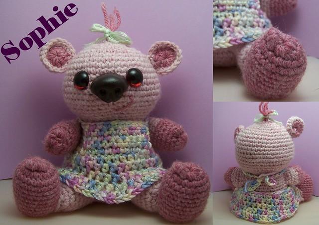 Free Pudsey Bear Crochet Pattern Dancox For