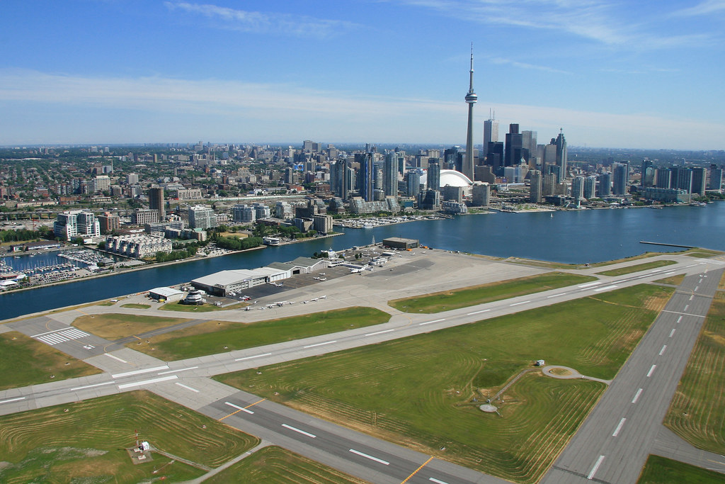 Island Airport Toronto Jobs