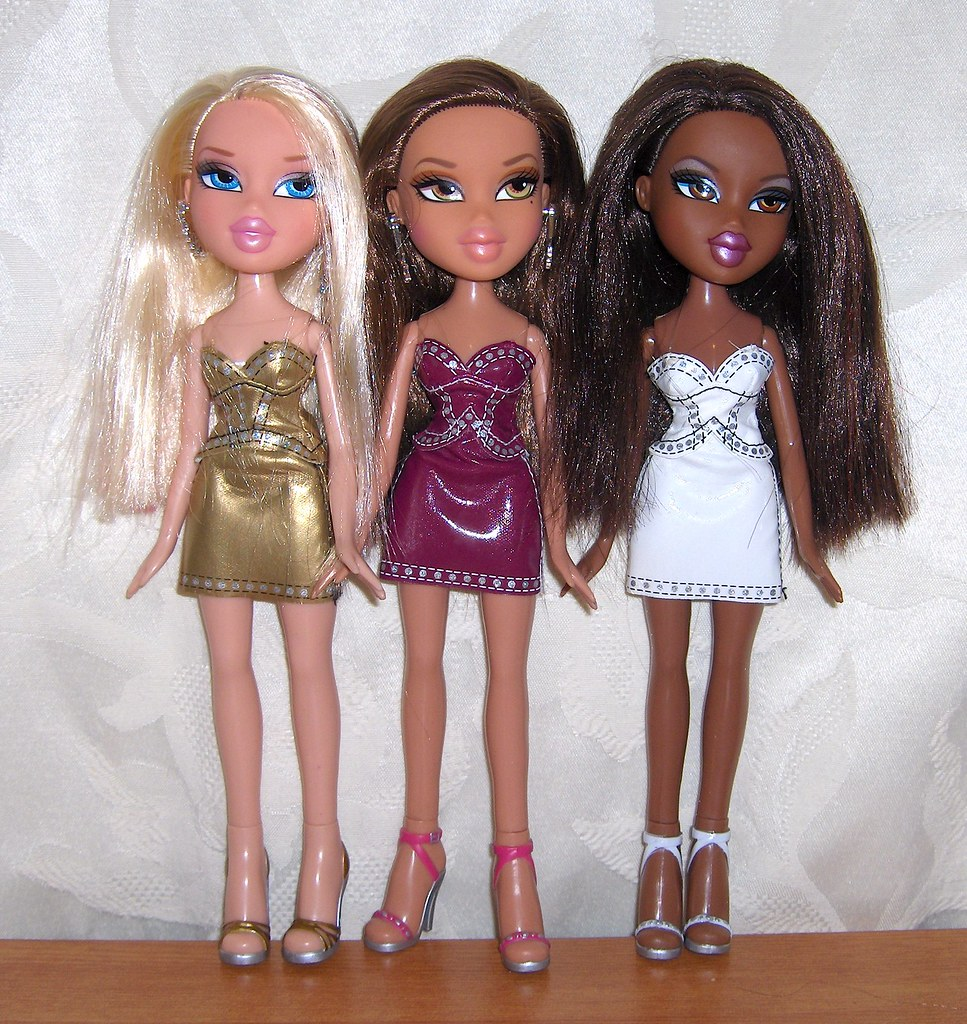 Bratz Hair Style 2008 Bratz Uk 2 Flickr