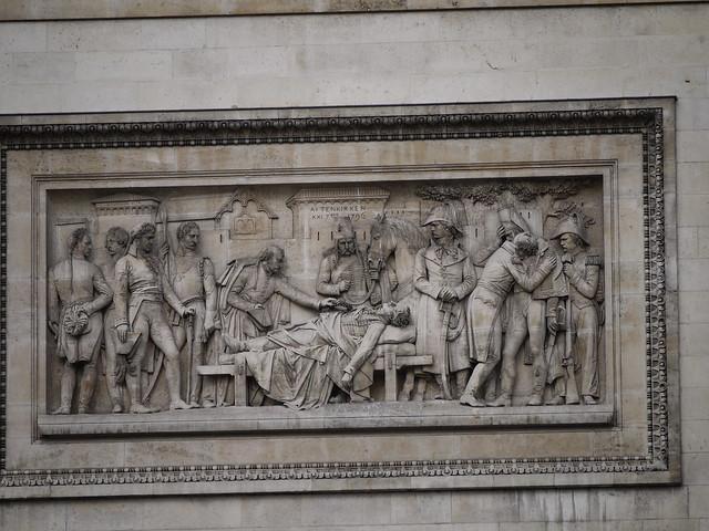 Arc de triomphe decoration arc de triomphe by yortw for Arc decoration arques