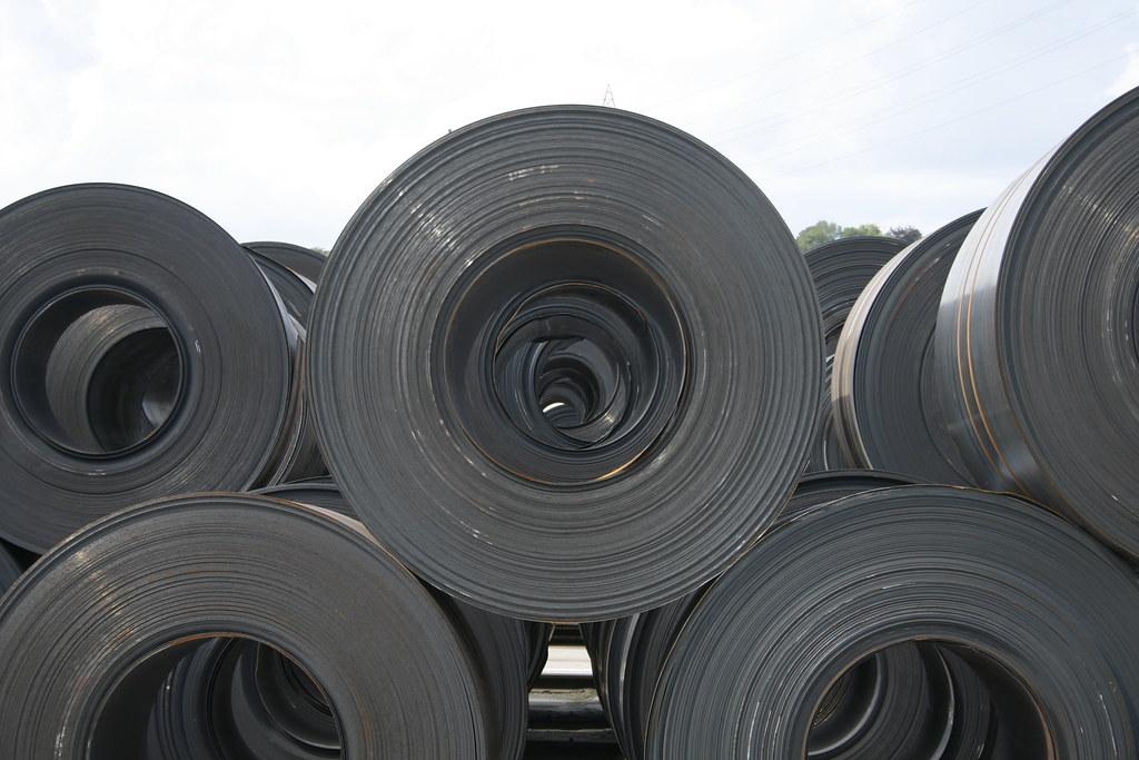Steel Rolls Alignment Jean Etienne Minh Duy Poirrier
