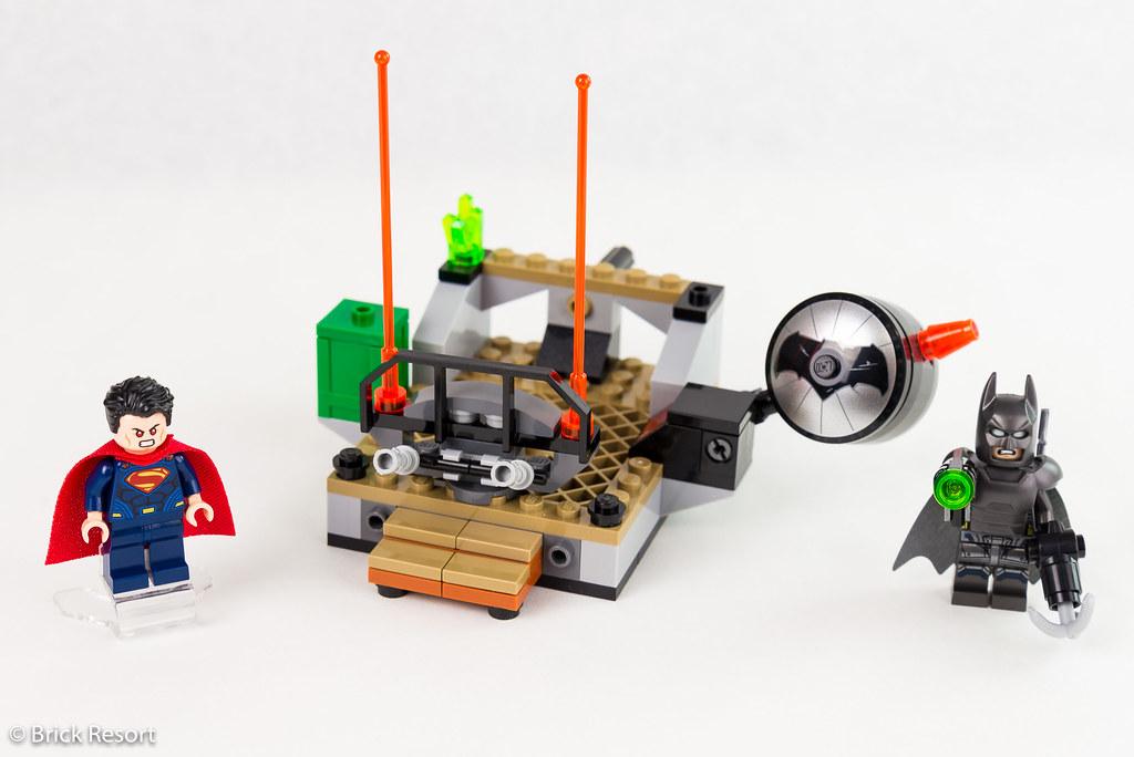 Batman LEGO Clash of Heroes 76044 | LEGO Super Heroes ...