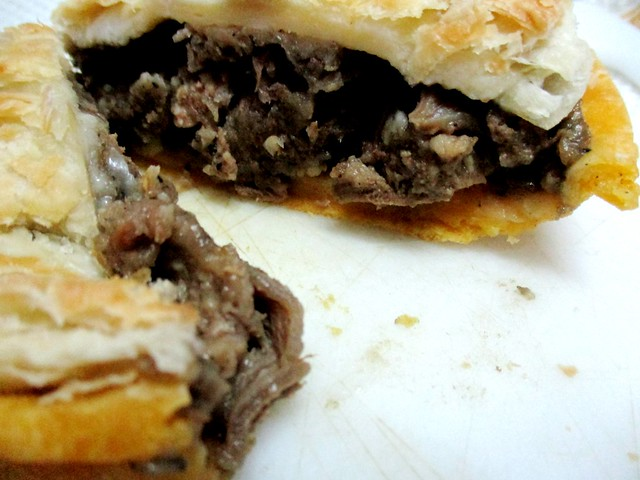 John's Pie, signature beef steak 2