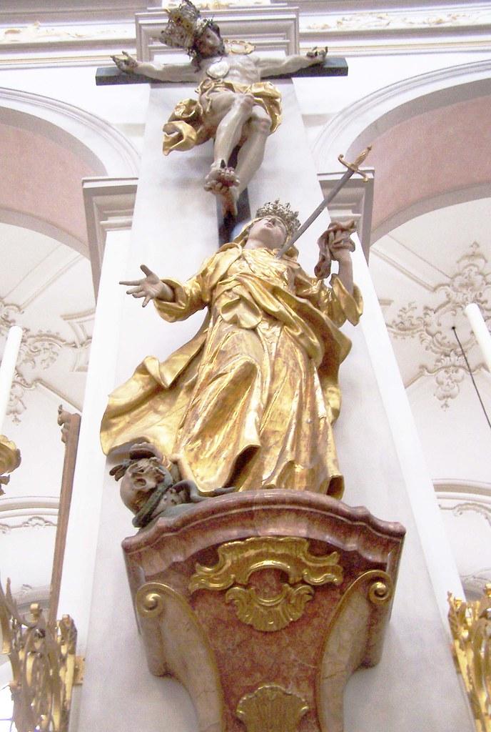 Missionskreuz St. Peter, München