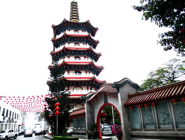 Tua Pek Kong Temple, Sibu