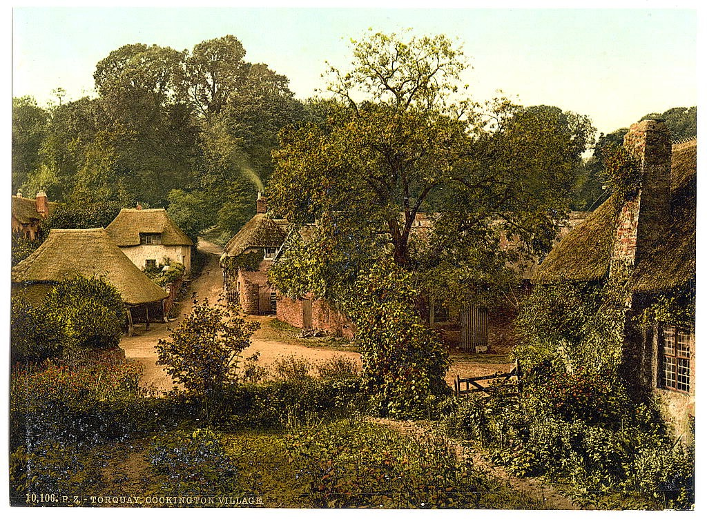 Cockington Village, Torquay, Devon