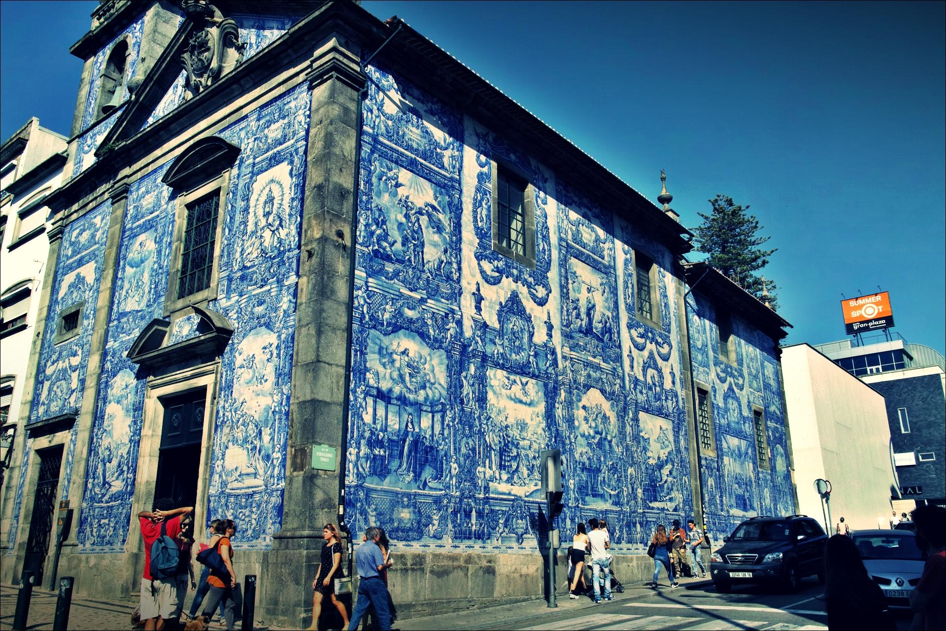 산타카타리나 거리(Rua Santa Catarina)-'포르투 둘러보기 porto sightseeing'